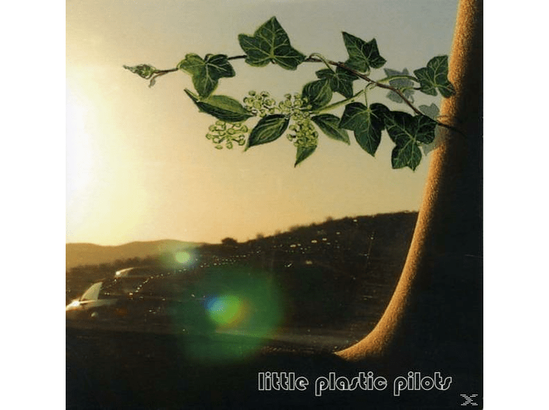 Little Plastic Pilot - Little Plastic Pilots [CD]