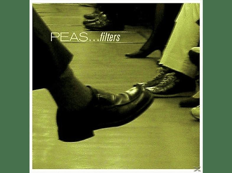 Peas - Filters [CD]