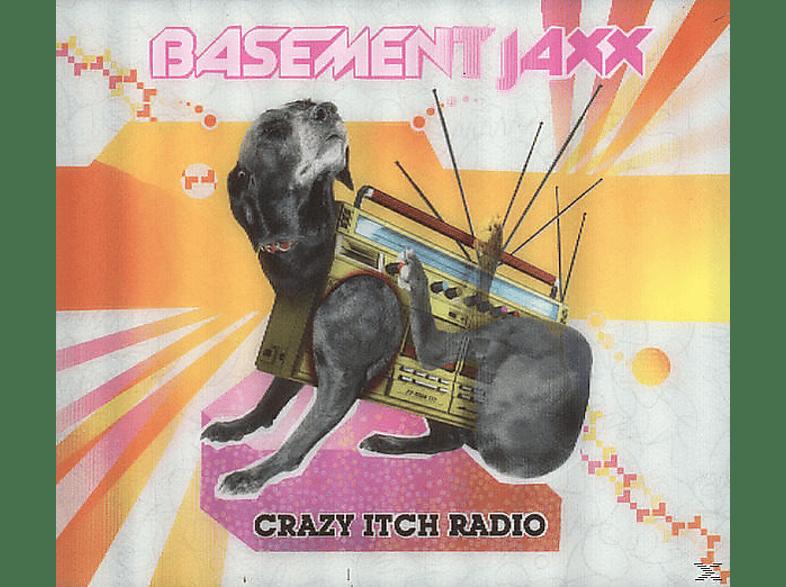 Basement Jaxx - Crazy Itch Radio [CD]