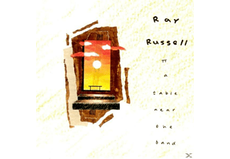 Ray Russell - A Table Near The Band  - (CD)