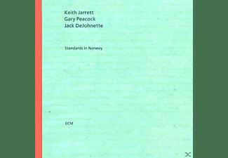 Jack DeJohnette, Keith Trio Jarrett - Standards In Norway  - (CD)
