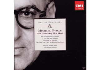 Nyman, Michael Nyman - Michael Nyman-Peter Greenaway Film Music - (CD)