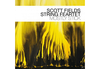 String Freartet, Scott Fields - Mostly Stick  - (CD)