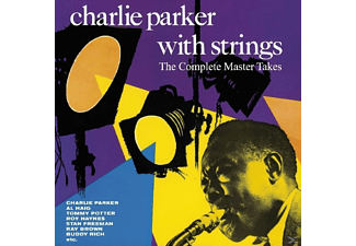 Charlie Parker - With Strings  - (CD)