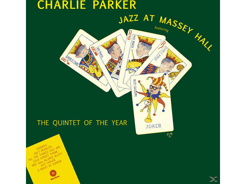Charlie Parker - JAZZ AT MASSEY HALL (LIMITED EDITION) [Vinyl]