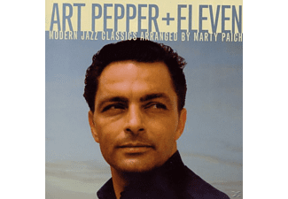 Art + Eleven Pepper - Modern Jazz Classics Arranged By Marty Paich - (CD)