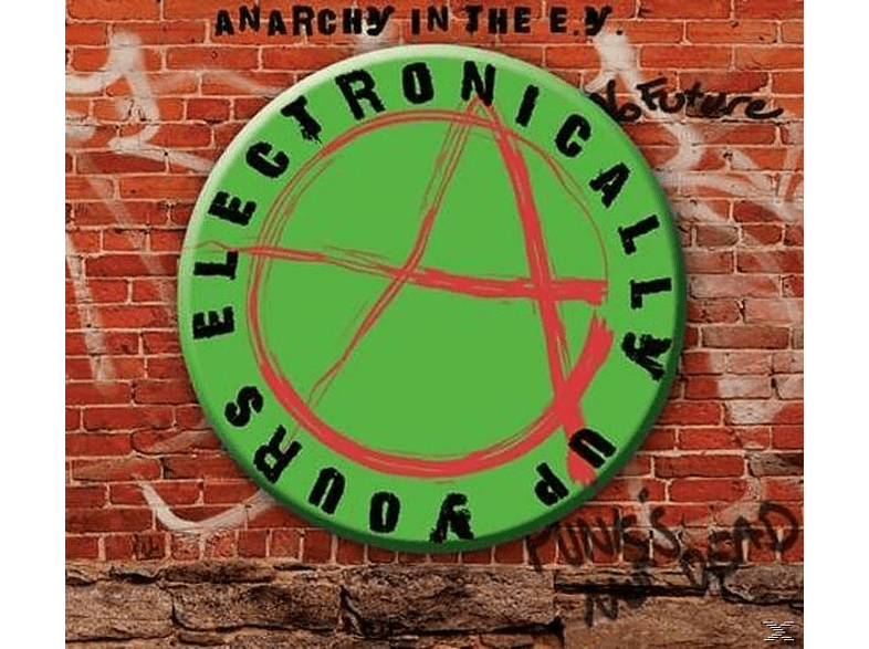 VARIOUS - Anarchy In The E.Y.-Electronicall [CD]
