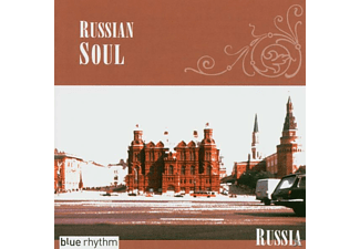 VARIOUS - Russian Soul - (CD)