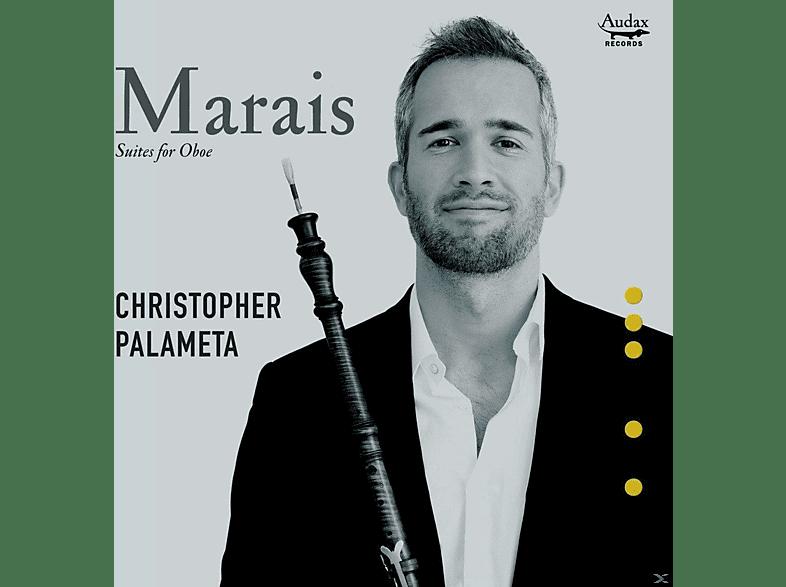 Eric Tinkerhess, Romain Falik, Christopher/+ Palameta, Lisa Goode Crawford - Suiten Für Oboe [CD]