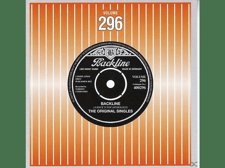 VARIOUS - Backline Vol.296 [CD]