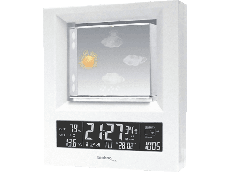 TECHNOLINE WS 6620 Wetterstation