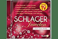 VARIOUS - Schlagerjuwelen Der 50er Jahre [CD]