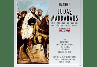 Chor Der St.Hedwigs-Kathedrale/RIAS Funkorchester - Judas Makkabäus  - (CD)