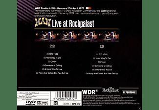 Man - Live At Rockpalast (1975)  - (CD + DVD Video)