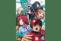 The Devil is a Part-Timer - Vol. 4 [DVD]