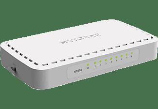 NETGEAR GS 608-400PES  Switch 8