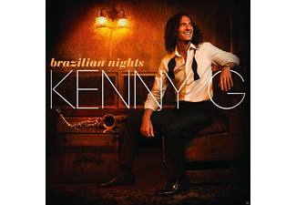 Kenny G - Brazilian Nights - (CD)