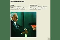 Arthur Rubinstein - Grieg: Concerto In A Minor+R [CD]