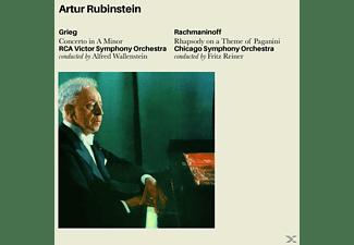 Arthur Rubinstein - Grieg: Concerto In A Minor+R  - (CD)