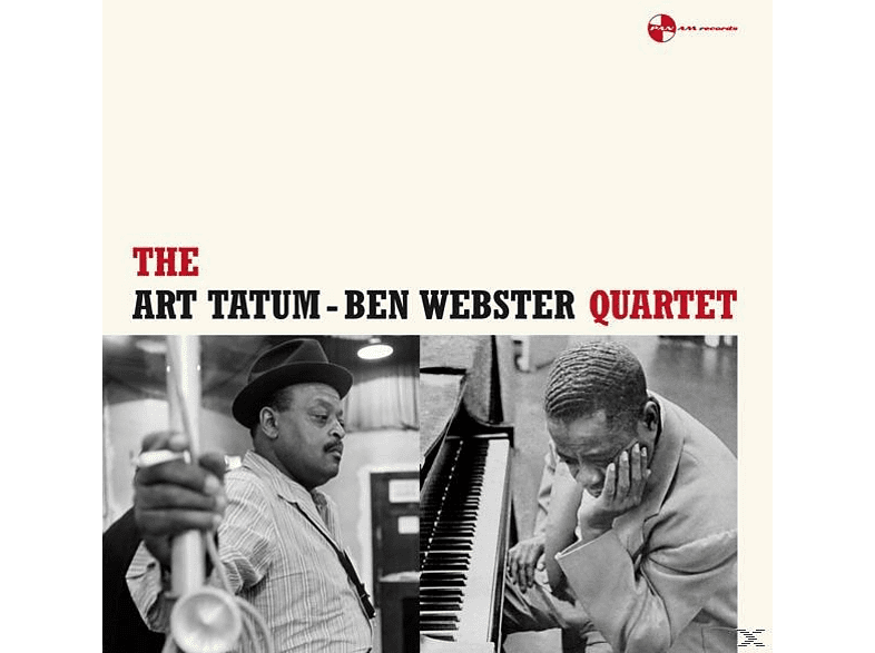 TATUM,ART & Webster, Ben - Quartet+1 Bonus Track (Ltd. [Vinyl]