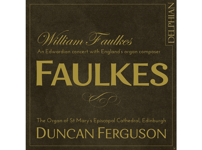 Duncan Ferguson - Orgelwerke [CD]