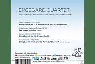 Engegard Quartet - Streichquartette [Blu-ray Audio]