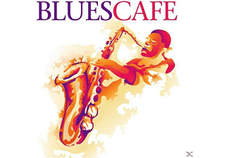 VARIOUS - Blues Cafe - (CD)