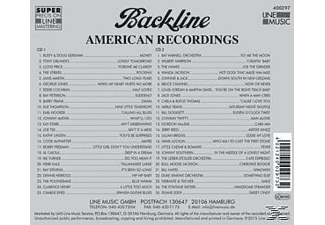 VARIOUS - Backline Vol.297  - (CD)