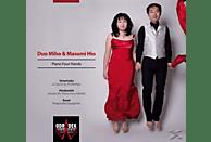 Miho & Masumi Duo Hio - Klavier Zu Vier Händen [CD]