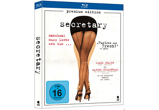 SECRETARY Blu-ray