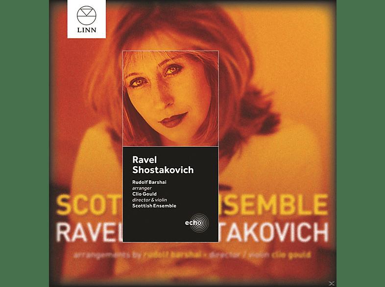 Clio Gould, Rudolf Barshai, The Scottish Ensemble - Petite Symphonie A Cordes/Kammersinfonie Op.118a [CD]