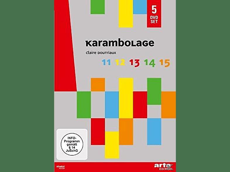 Karambolage 11 - 15 [DVD]