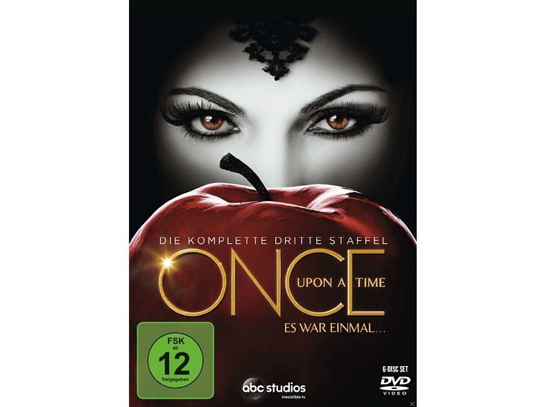 Once Upon A Time - Es war einmal - Staffel 3 [DVD]