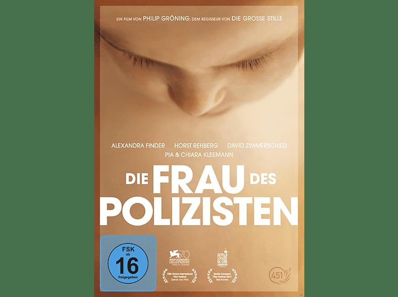 Die Frau des Polizisten [DVD]