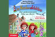 Die Nordseedetektive - Das geheimnisvolle Haus am Deich - (CD)