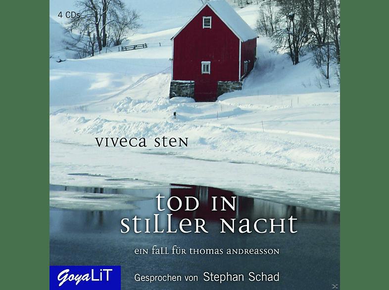 Tod In Stiller Nacht. Ein Fall Für Thomas Andreass - (CD)