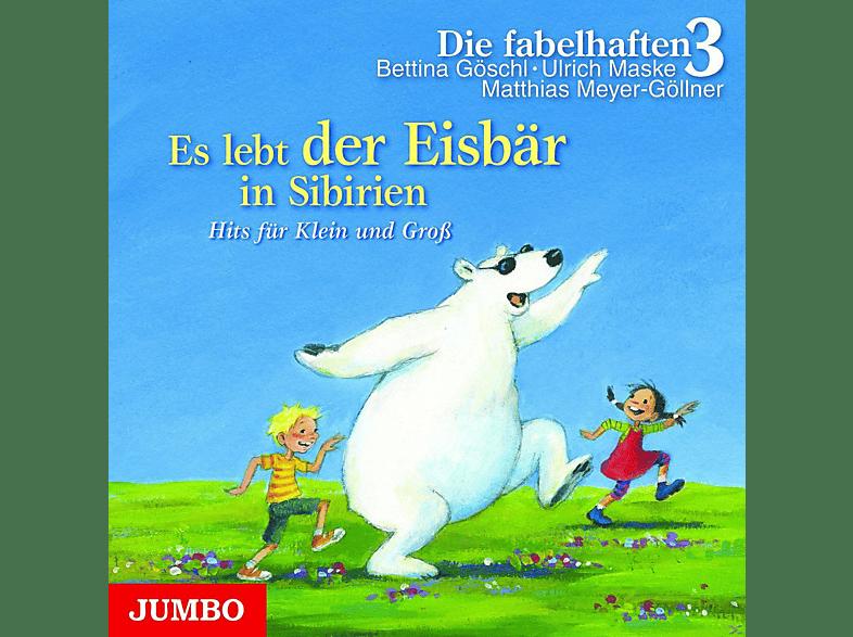Es lebt der Eisbär in Sibirien - (CD)