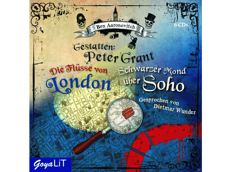 Gestatten: Peter Grant - (CD)