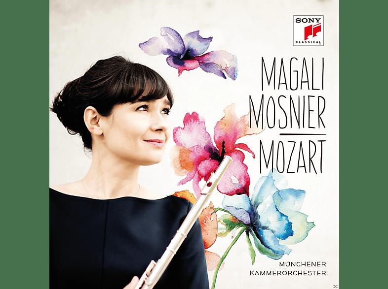 Magali Mosnier, Münchener Kammerorchester - Mozart: Flötenkonzerte [CD]