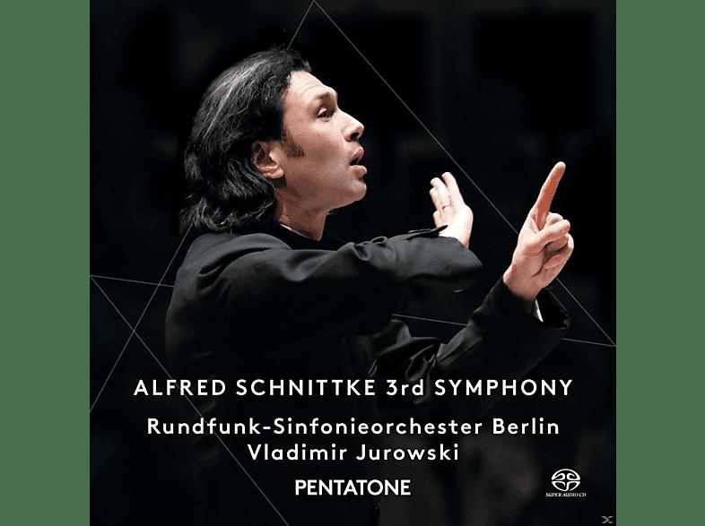 Vladimir Jurowski, Rundfunk-Sinfonieorchester Berlin (RSB) - Sinfonie 3 [SACD]