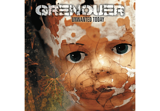 Grenouer - Unwanted Today - (CD)