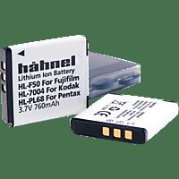 HÄHNEL HL-F50 für Fuji NP-50 Akku Fuji , Li-Ion, 3.7 Volt, 760 mAh