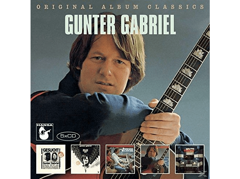 Gunter Gabriel - Original Album Classics [CD]