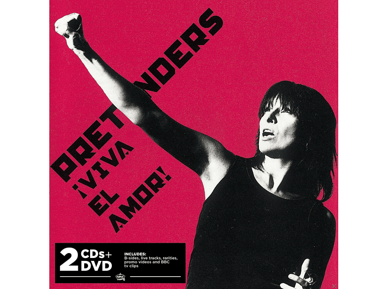 The Pretenders - Viva El Amor! (2cd + Dvd Deluxe Edition) [CD + DVD Video]
