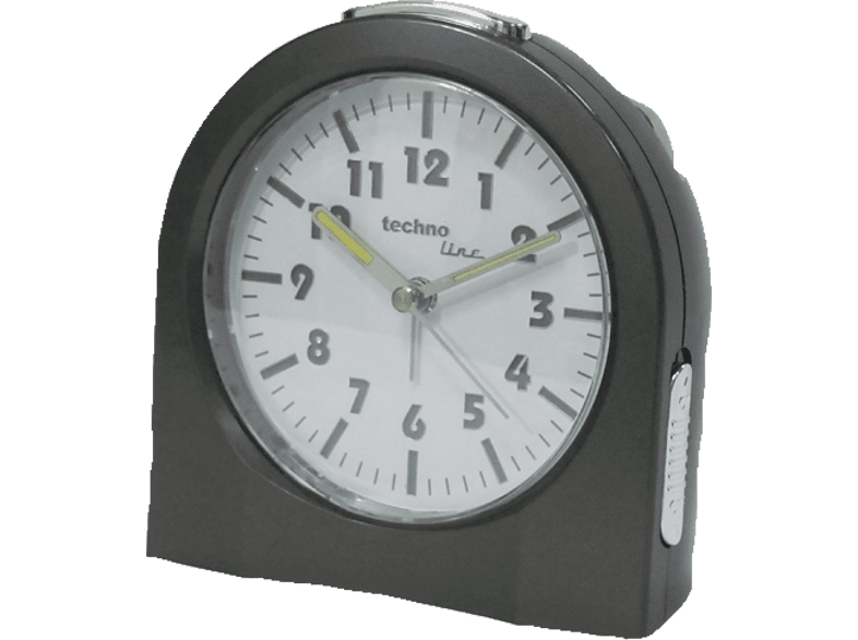 TECHNOLINE Model 3 XL Analoger Wecker