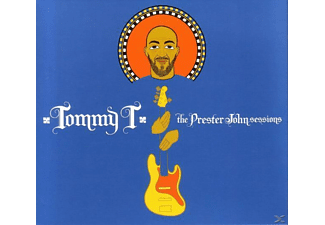 Tommy T - The Prester John Sessions  - (CD)