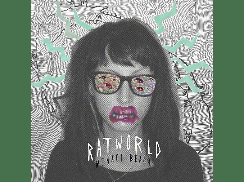 Menace Beach - Ratworld [CD]