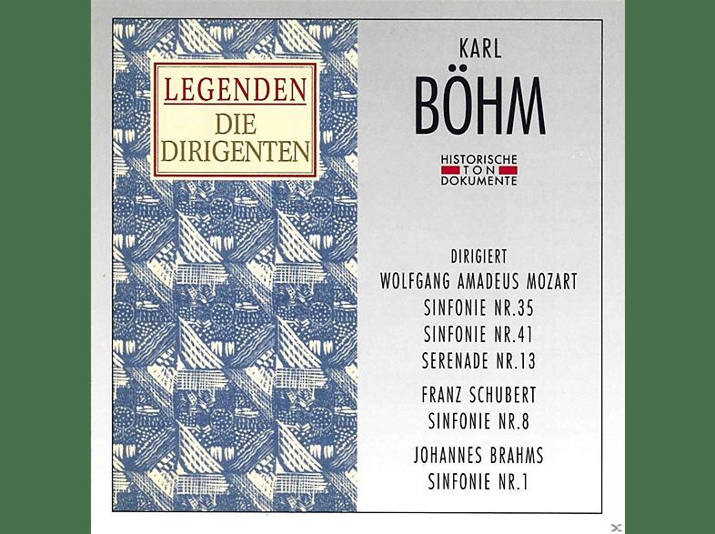 Wiener Philharmoniker - Legenden - Die Dirigenten: Karl Böhm [CD]