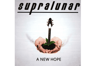 Supralunar - A New Hope - (CD)