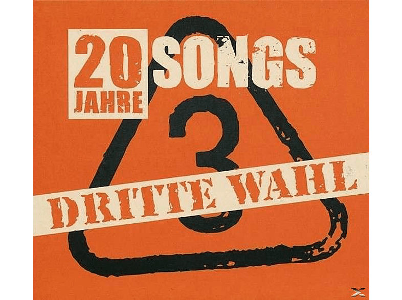 Dritte Wahl - 20 Jahre - 20 Songs [CD]